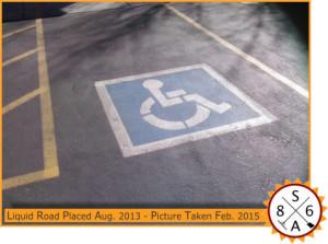Liquid Road Parking - Summer 2013