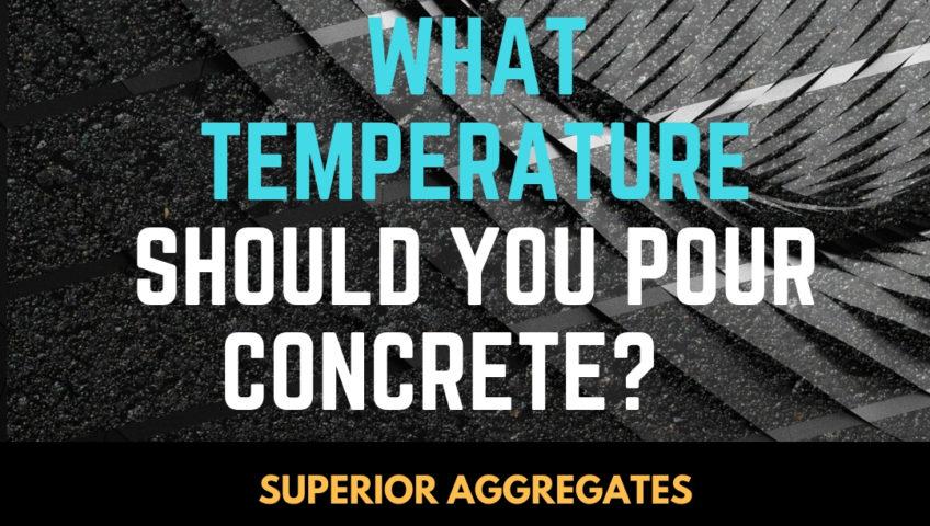 commercial concrete Archives - Superior Aggregates